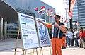 2005년 5월 12일 서울특별시 강남구 코엑스 재난대비 긴급구조 종합훈련 DSC 0009.JPG