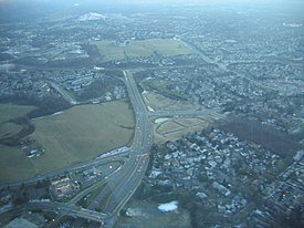 2007 01 23 - Sam Eig looking south toward MD 119 a.JPG
