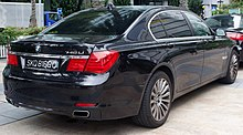BMW 7 Series (F01) - Wikipedia