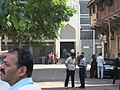 2008 Mumbai terror attacks Taj back entrance.jpg