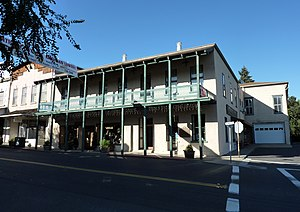 The Celebrated Jumping Frog of Calaveras County - The Angels Hotel
