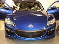 2009 blue Mazda RX-8 front 1.JPG