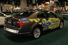 Ford Fusion Hybrid - Wikipedia