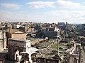 2012-02-17 Foro Romano da Palazzo Senatorio 1.jpg