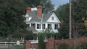 National Register of Historic Places listings in Iredell County, North Carolina - Image: 2012 09 28 17 16 41 602 espy watts brawley