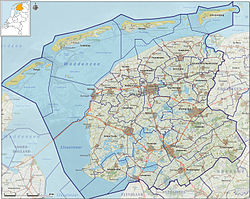 definition of friesland