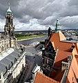 20121008700MDR Dresden Blick vom Hausmannsturm nach NO.jpg