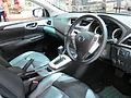 2012 Nissan Pulsar (B17) Ti sedan (2012-10-26) 03.jpg