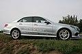 2013 Mercedes-Benz E250 (9685442547).jpg
