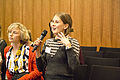 2013 Royal Society Women in Science panel discussion 54.jpg