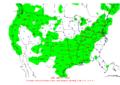 2014-03-03 24-hr Precipitation Map NOAA.png
