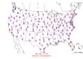 2014-03-17 Max-min Temperature Map NOAA.png