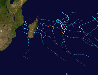 2014–15 South-West Indian Ocean cyclone season