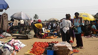 Rivers State - Image: 20140111 01 Market in Igwuruta, Rivers State