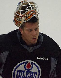 Viktor Fasth Swedish ice hockey goaltender