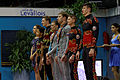 2014 Acrobatic Gymnastics World Championships - Men's pair - Awarding ceremony 01.jpg