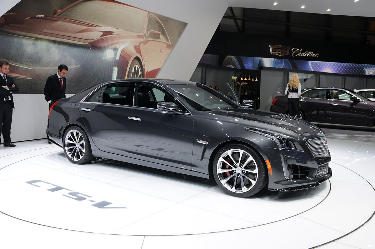 Cts-V Wagon For Sale >> Cadillac CTS-V - Wikipedia