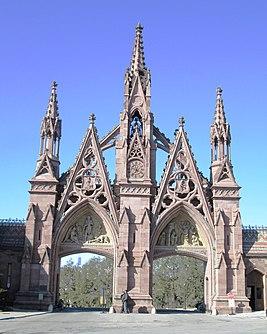2015 Green-Wood Cemetery Gate from inside.jpg