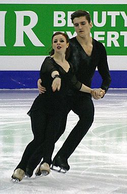 2015 ISU Junior Grand Prix Final Marie-Jade Lauriault Romain Le Gac IMG 8134.JPG