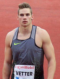 Johannes Vetter German javelin thrower