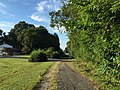 2016-08-19 07 47 48 View south along Maryland State Route 778 (Old Solomons Island Road) at Maryland State Route 2 (Solomons Island Road) in West River, Anne Arundel County, Maryland.jpg