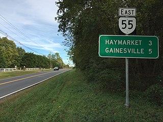 Thoroughfare, Virginia Unincorporated community in Virginia, United States