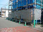 2016 Kumamoto earthquake Yatsushiro Honmachi Post office.JPG