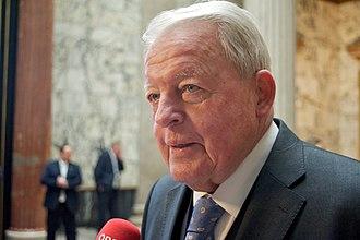 Chancellor of Austria - Image: 2017 Franz Vranitzky (32491463186)