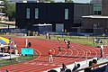 2017 Lone Star Conference Outdoor Track and Field Championships 01 (women's 400m relay finals).jpg