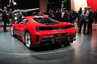 Ferrari 488 - Ferrari 488 Pista