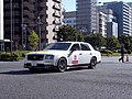 2019 Hakone Ekiden Headquarter Car No1 Century GRMN.jpg