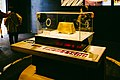 220kg gold brick at Gold Museum, New Taipei City Government 20151220.jpg
