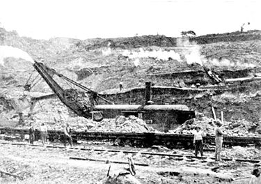 227a-Steam Shovel Loading Flat cars.jpg