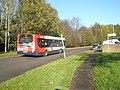 23 bus in calshot Road - geograph.org.uk - 1572141.jpg