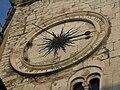 24-hour clock on Pjaca square, Split, Croatia.jpg