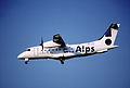 242ar - Air Alps Aviation Dornier 328-110, OE-LKF@ZRH,17.06.2003 - Flickr - Aero Icarus.jpg