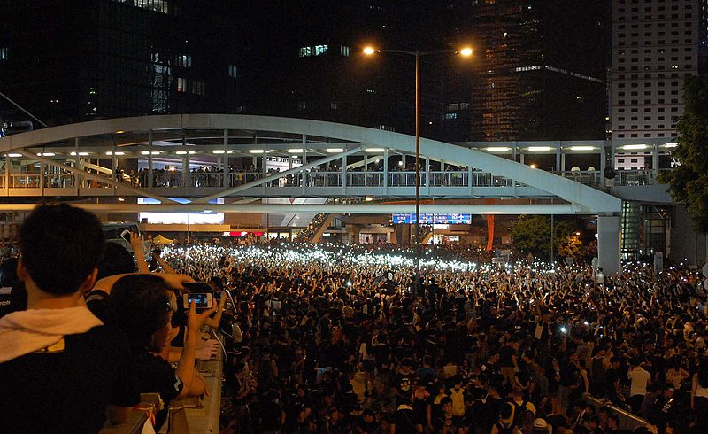 File:29.9.14 Hong Kong protest cellphone vigil.jpg