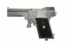List of semi-automatic pistols - Wikipedia