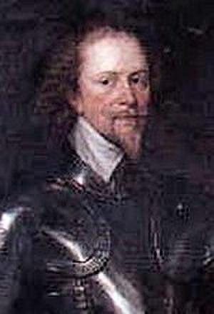 William Spencer, 2nd Baron Spencer of Wormleighton - Image: 2nd Baron Spencer of Wormleighton