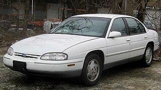 Chevrolet Lumina Chevrolet used the name on a sedan, a coupé and a minivan