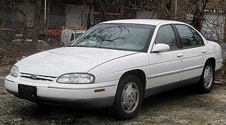 Chevrolet Lumina - Image: 2nd Chevrolet Lumina 1