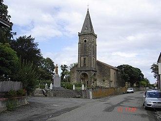Viella, Gers - Image: 32 Viella Eglise