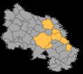 4ème circ. Vendée – 1er tour Législatives 2012 – Candidats 3ème position.png