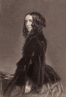410px-Elizabeth-Barrett-Browning, Poetical Works engraving flipped.png
