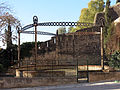 472 Restes del dipòsit de la Fàbrica de Gas, sota la Suda (Tortosa).JPG