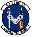4 Communications Sq emblem.png