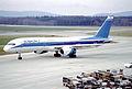 4ae - El Al Boeing 757-258; 4X-EBV@ZRH;29.12.1997 (5531898690).jpg
