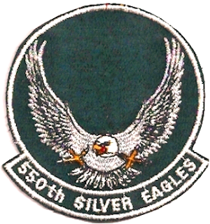 550th Fighter Squadron - Image: 550th Fighter Squadron Emblem
