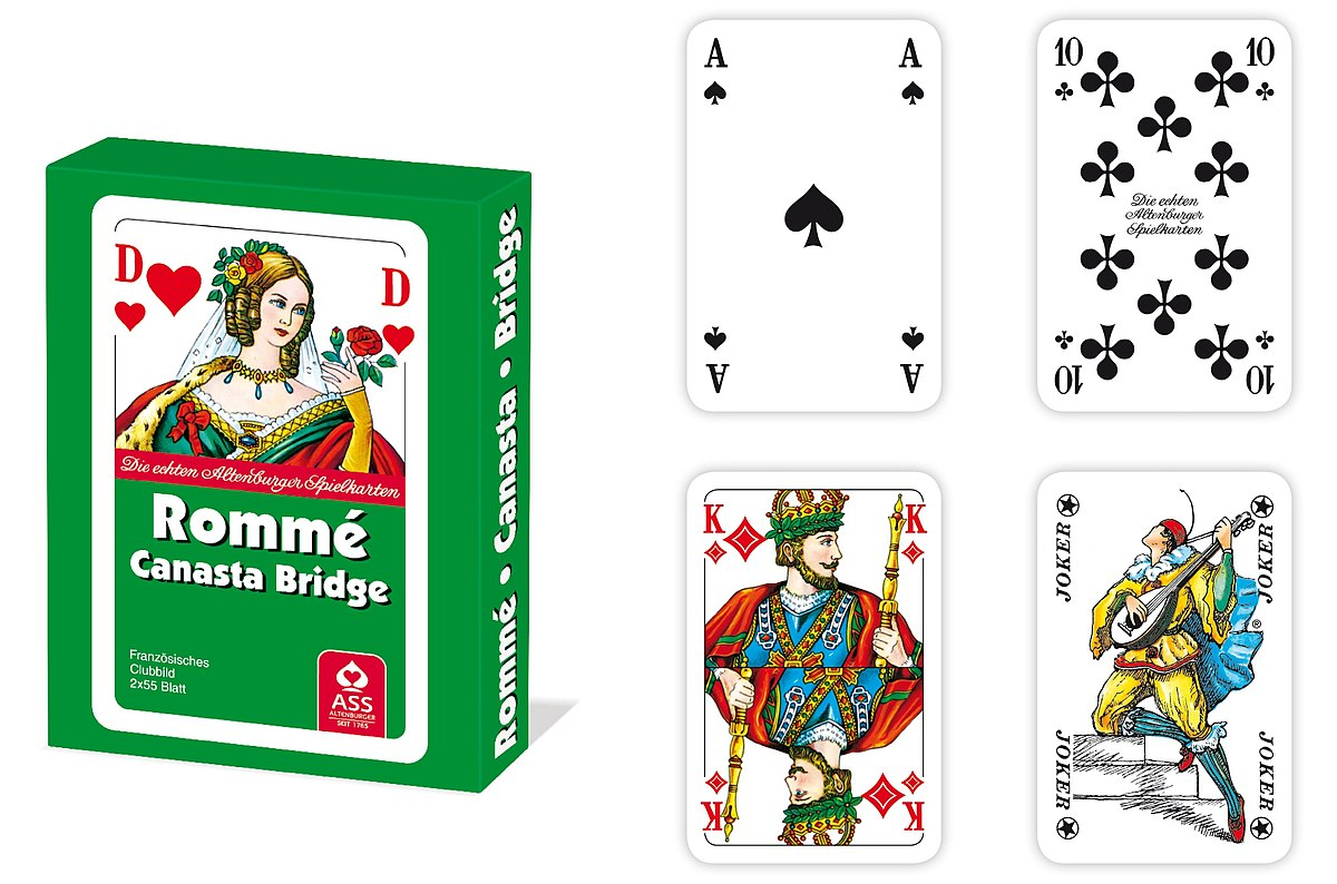 Romme Game