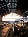 75 - PA00086570 - Paris - Gare de Lyon - levé de soleil sur les quais.jpg